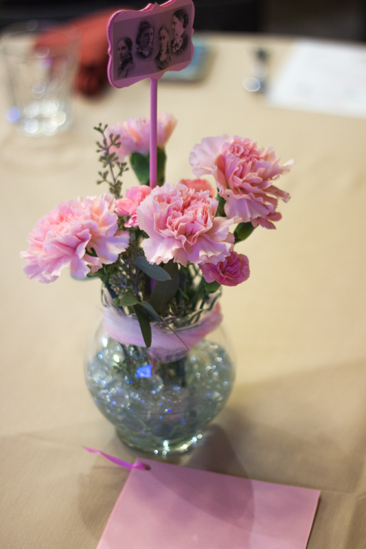 Founders Day Pink Carnations